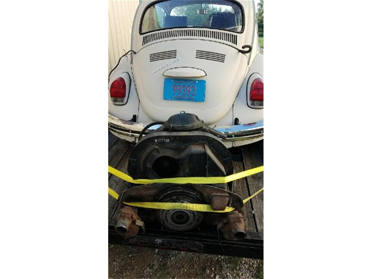 1971 Volkswagen Beetle (CC-1125203) for sale in Cadillac, Michigan