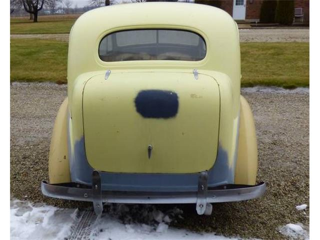 1936 Chevrolet Sedan (CC-1125215) for sale in Cadillac, Michigan