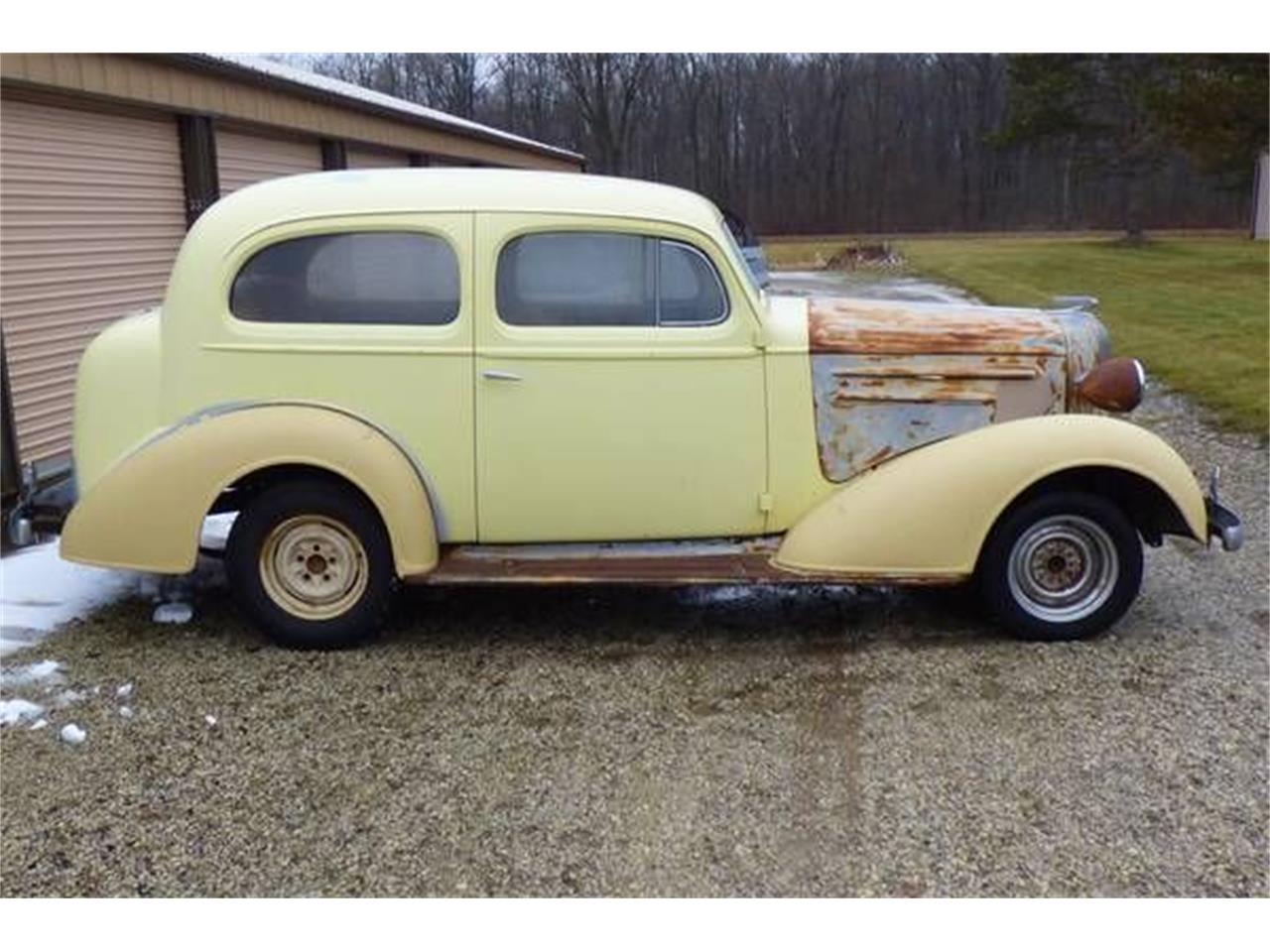 1936 Chevrolet Sedan (CC-1125215) for sale in Cadillac, Michigan