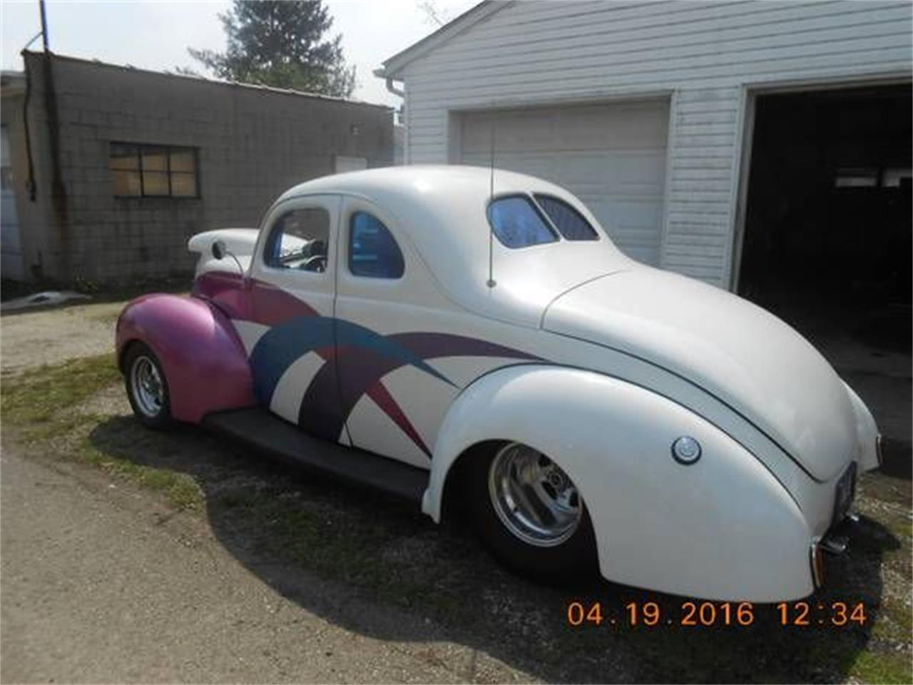 1940 Ford Coupe (CC-1125220) for sale in Cadillac, Michigan