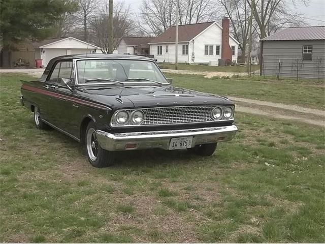 1963 Ford Fairlane (CC-1125229) for sale in Cadillac, Michigan