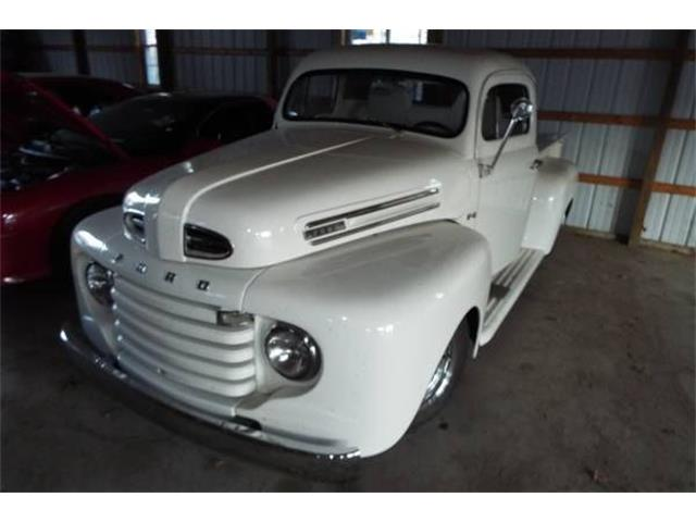 1950 Ford F1 (CC-1125248) for sale in Cadillac, Michigan