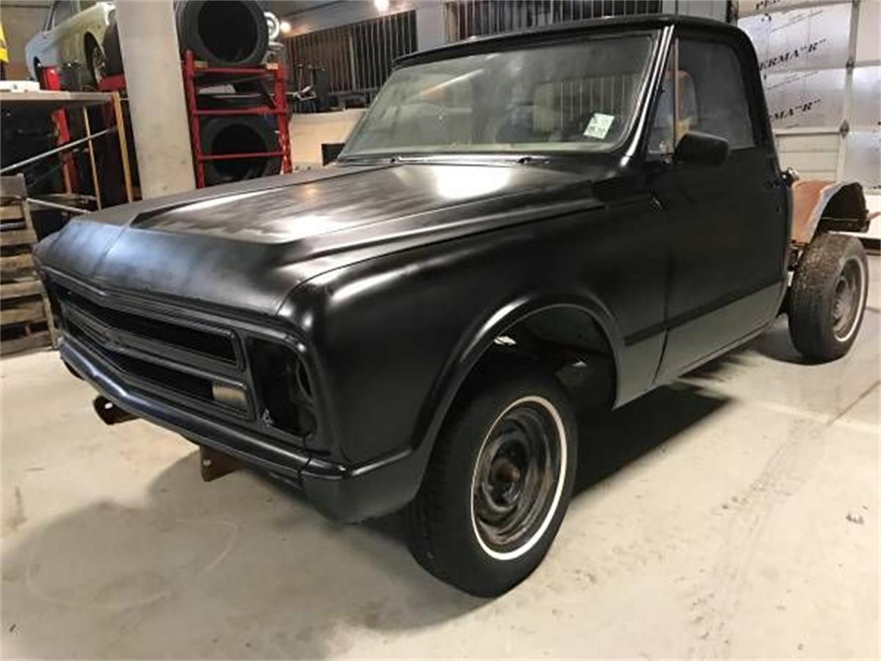 1970 Chevrolet C10 (CC-1125265) for sale in Cadillac, Michigan