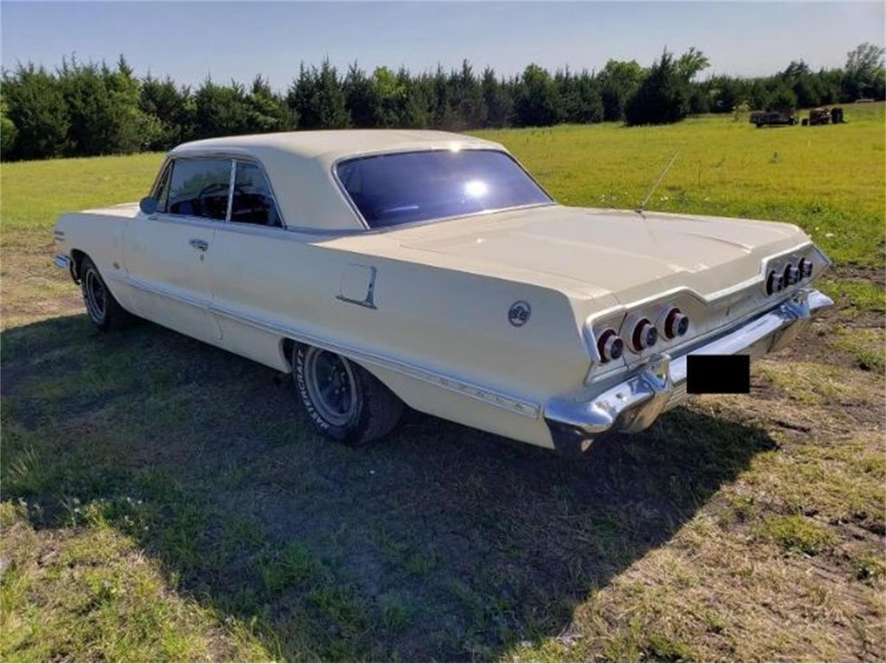 1963 Chevrolet Impala (CC-1120053) for sale in Cadillac, Michigan