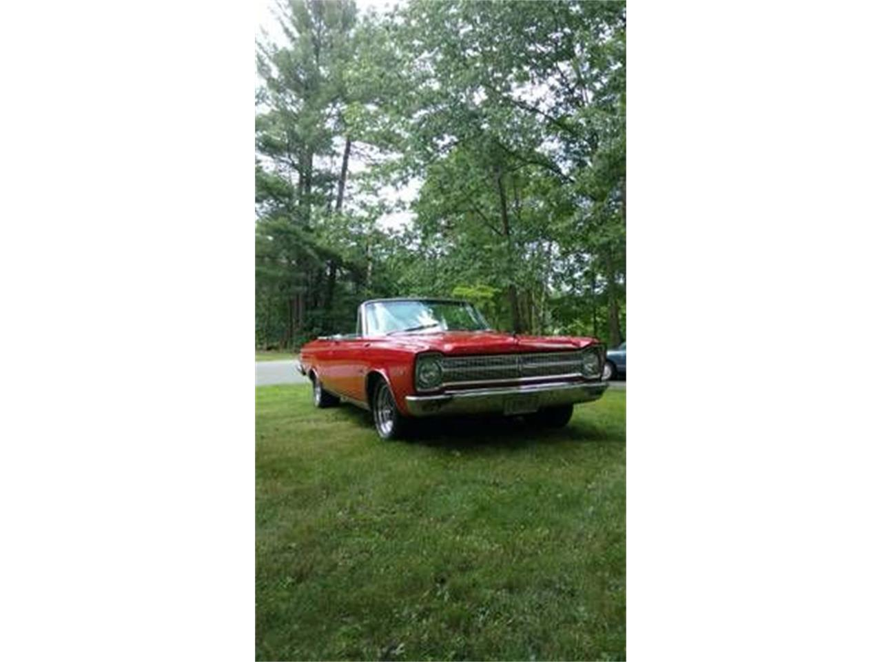 1965 Plymouth Satellite (CC-1125304) for sale in Cadillac, Michigan