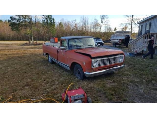 1972 International 1010 (CC-1125313) for sale in Cadillac, Michigan