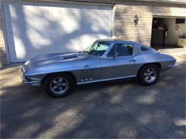 1966 Chevrolet Corvette (CC-1125322) for sale in Cadillac, Michigan