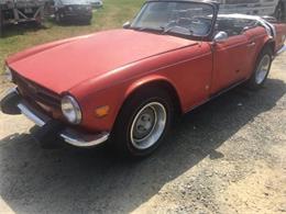 1974 Triumph TR6 (CC-1125338) for sale in Cadillac, Michigan