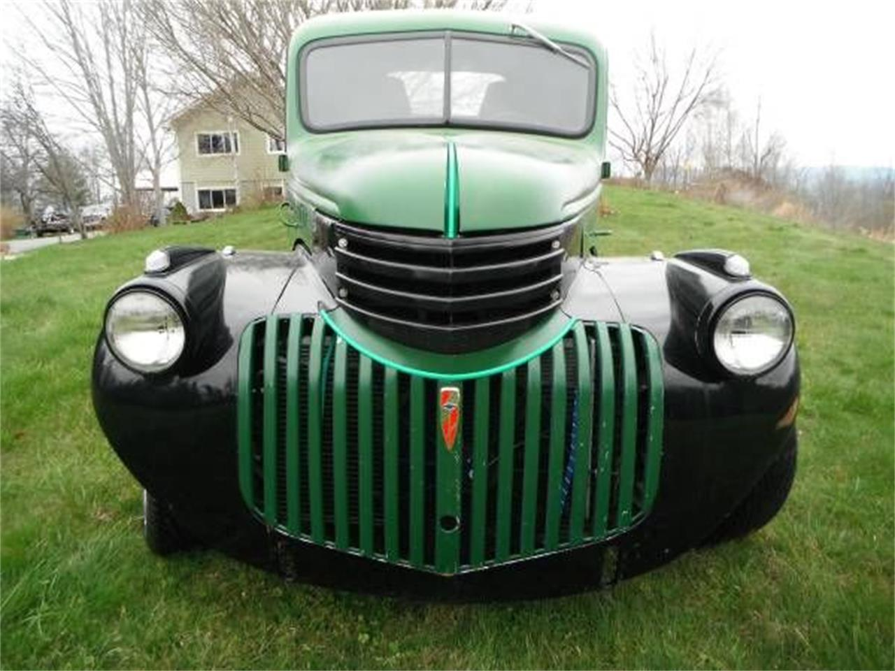 1942 Chevrolet Pickup (CC-1125346) for sale in Cadillac, Michigan