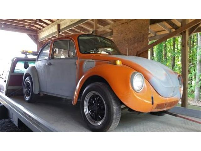 1973 Volkswagen Super Beetle (CC-1125350) for sale in Cadillac, Michigan