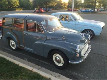 1960 Morris Minor (CC-1125354) for sale in Cadillac, Michigan