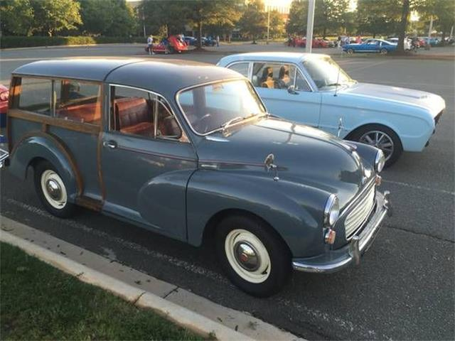 1960 Morris Minor (CC-1125354) for sale in Cadillac, Michigan