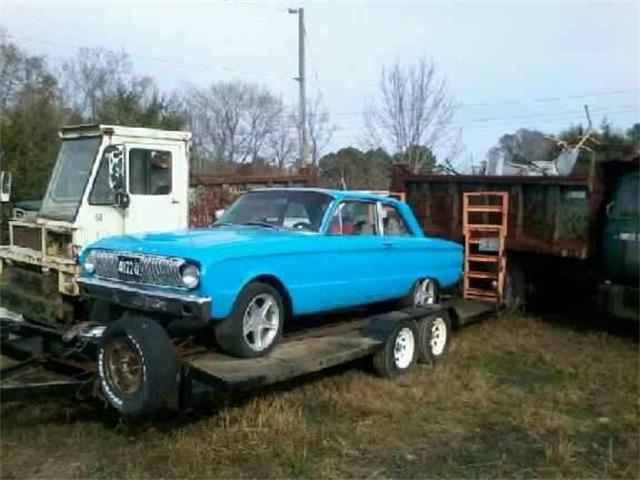 1962 Ford Falcon (CC-1120536) for sale in Cadillac, Michigan