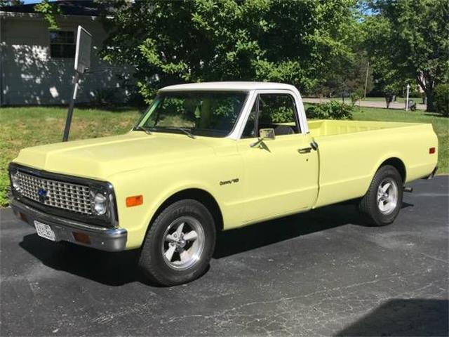 1971 Chevrolet C10 (CC-1125376) for sale in Cadillac, Michigan