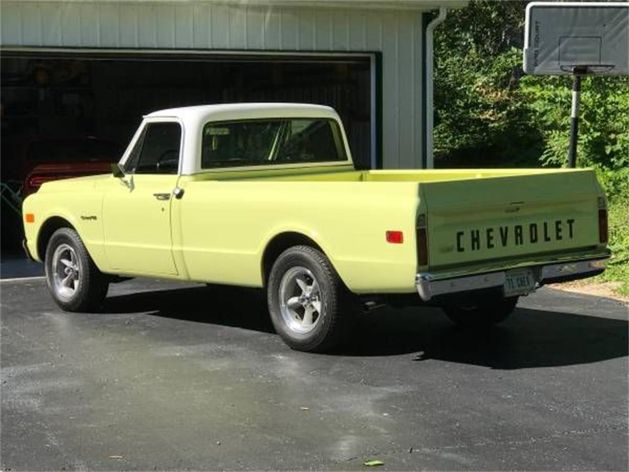 1971 Chevrolet C10 (CC-1125376) for sale in Cadillac, Michigan