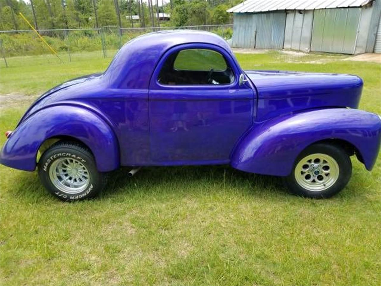 1941 Willys Coupe (CC-1120538) for sale in Cadillac, Michigan