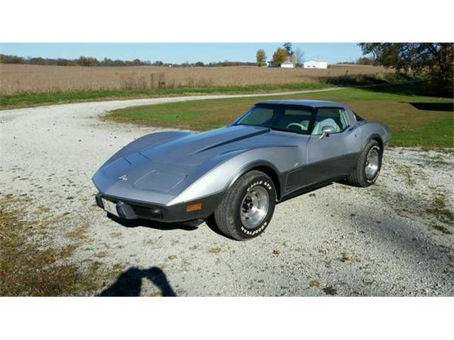 1978 Chevrolet Corvette (CC-1125383) for sale in Cadillac, Michigan