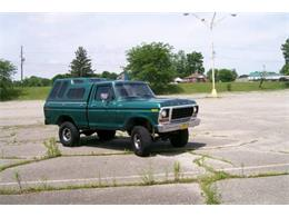 1978 Ford F150 (CC-1125385) for sale in Cadillac, Michigan