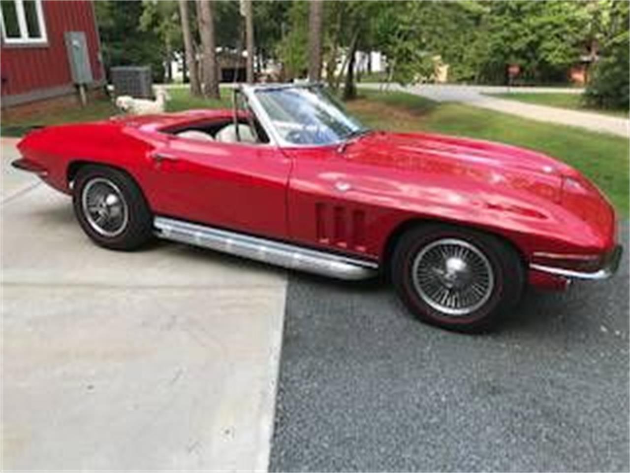 1966 Chevrolet Corvette (CC-1125394) for sale in Cadillac, Michigan