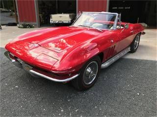 1966 Chevrolet Corvette (CC-1125394) for sale in Cadillac, Michigan