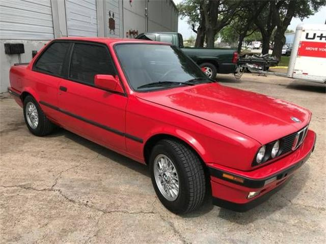 1991 BMW 3 Series (CC-1125396) for sale in Cadillac, Michigan