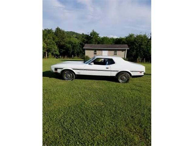 1972 Ford Mustang (CC-1125397) for sale in Cadillac, Michigan