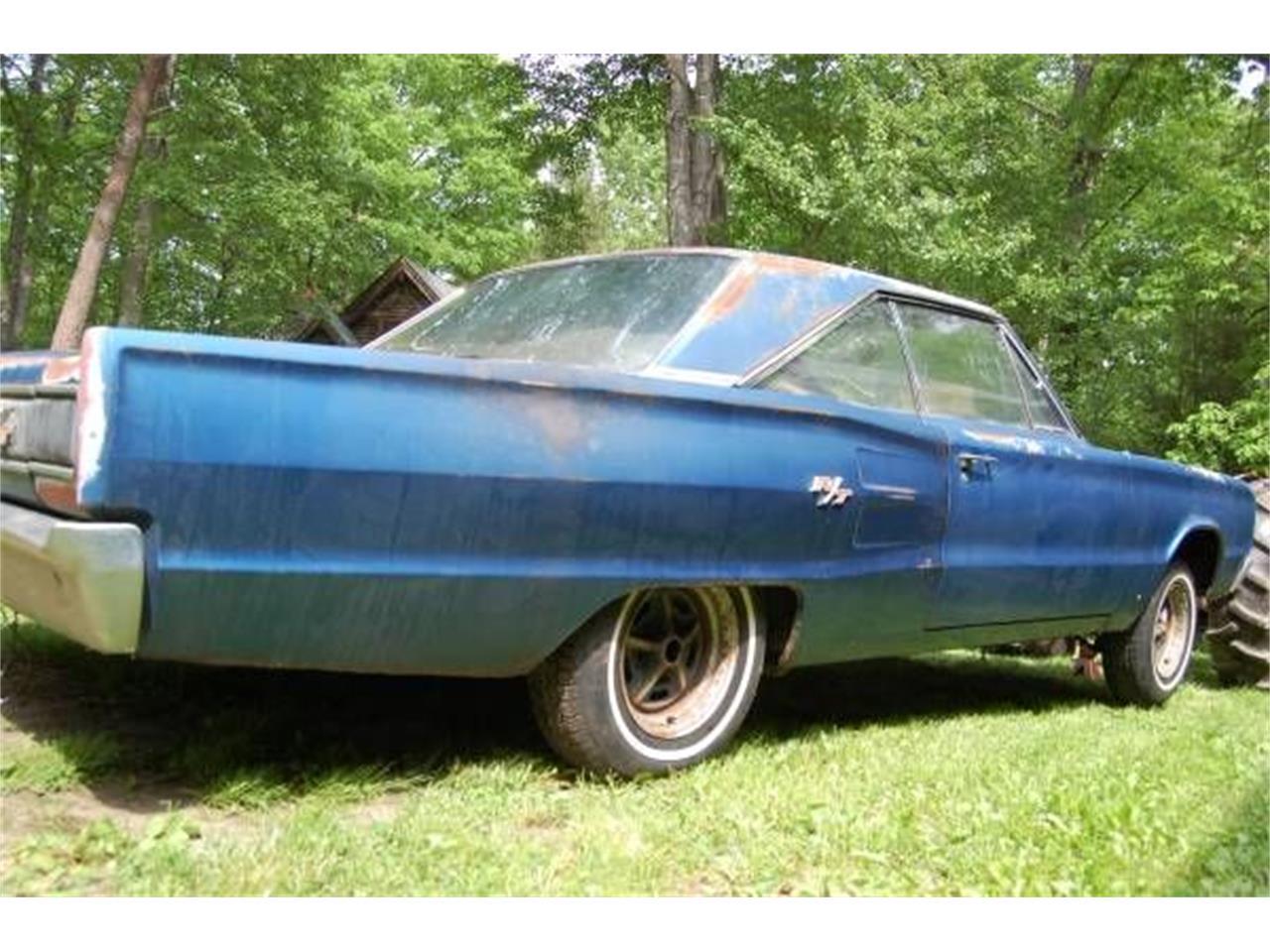 1967 Dodge Coronet (CC-1125404) for sale in Cadillac, Michigan