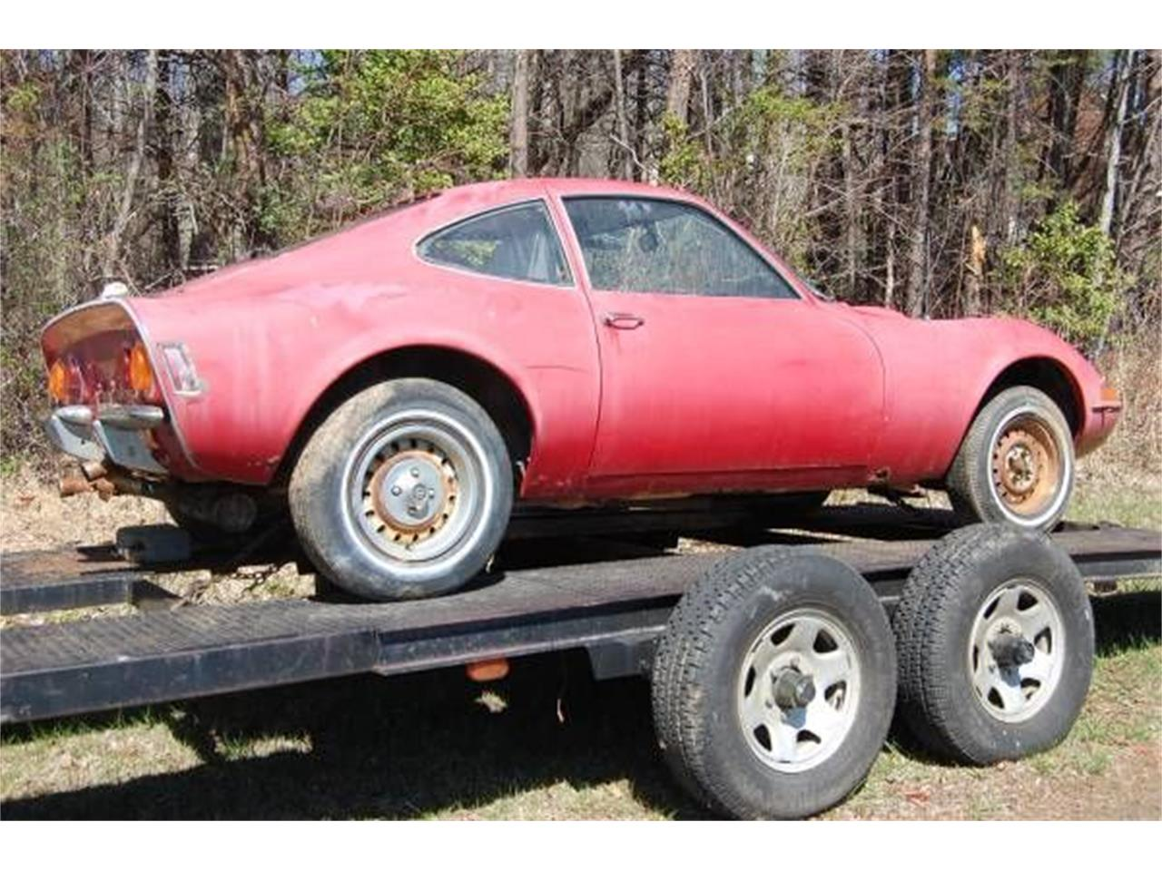 1972 Opel GT (CC-1125407) for sale in Cadillac, Michigan