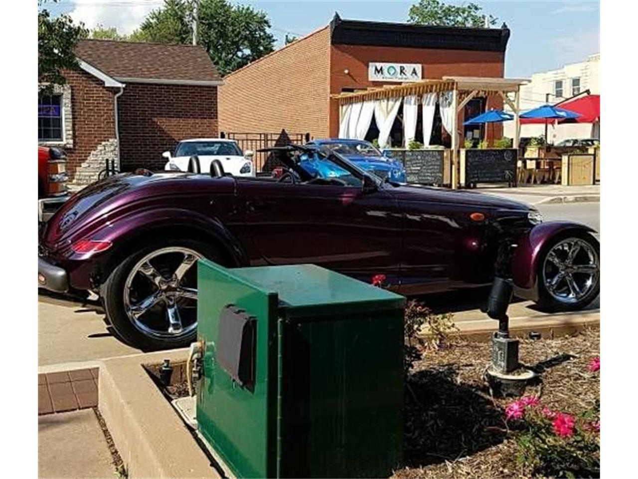 1999 Plymouth Prowler (CC-1125408) for sale in Cadillac, Michigan