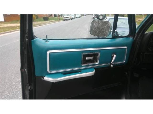1978 Chevrolet C10 (CC-1125414) for sale in Cadillac, Michigan