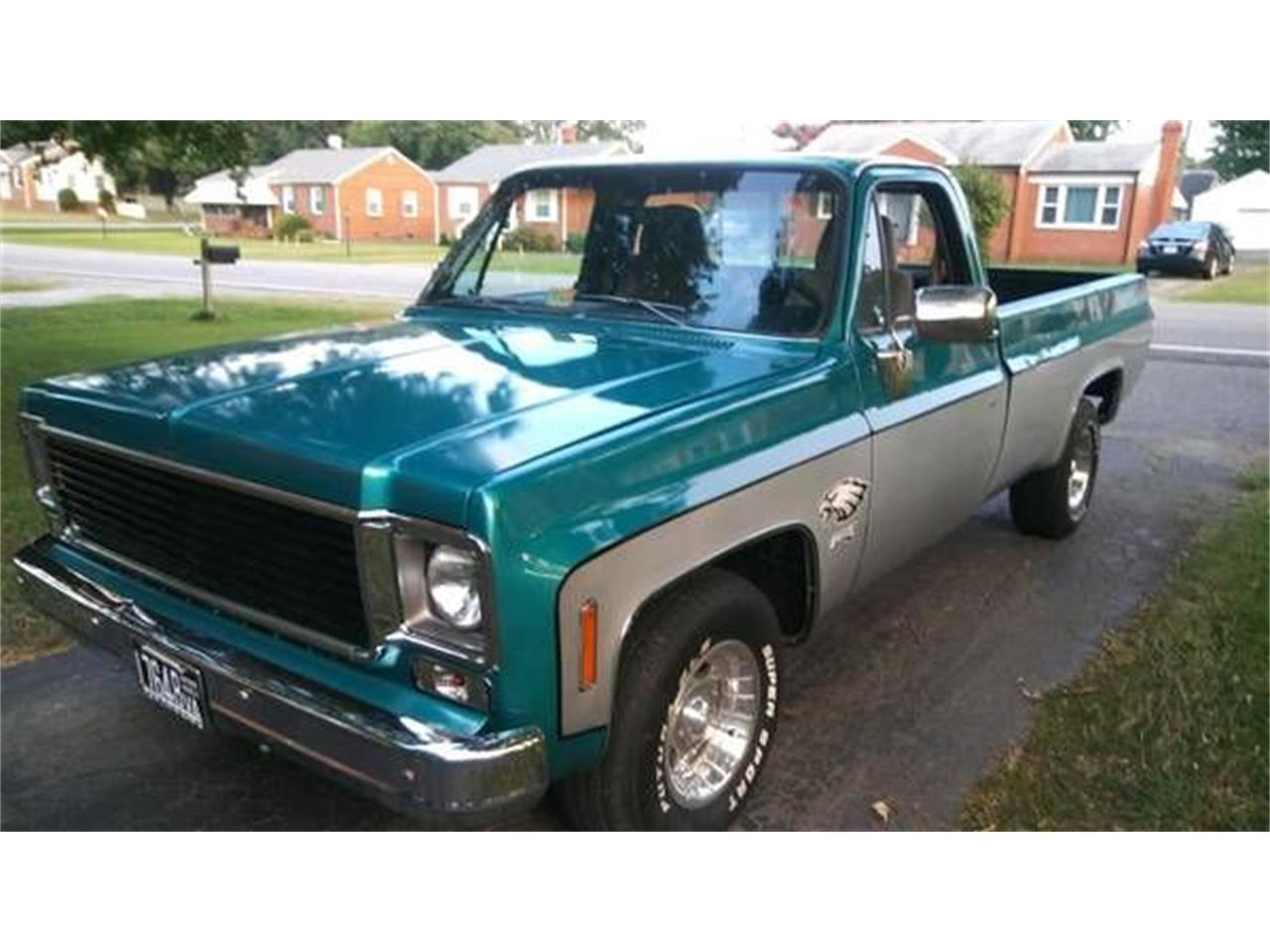 1978 Chevrolet C10 (CC-1125414) for sale in Cadillac, Michigan