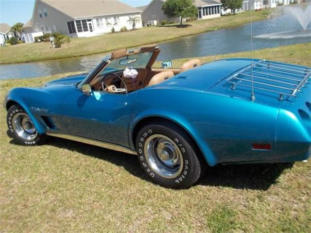 1974 Chevrolet Corvette (CC-1125417) for sale in Cadillac, Michigan