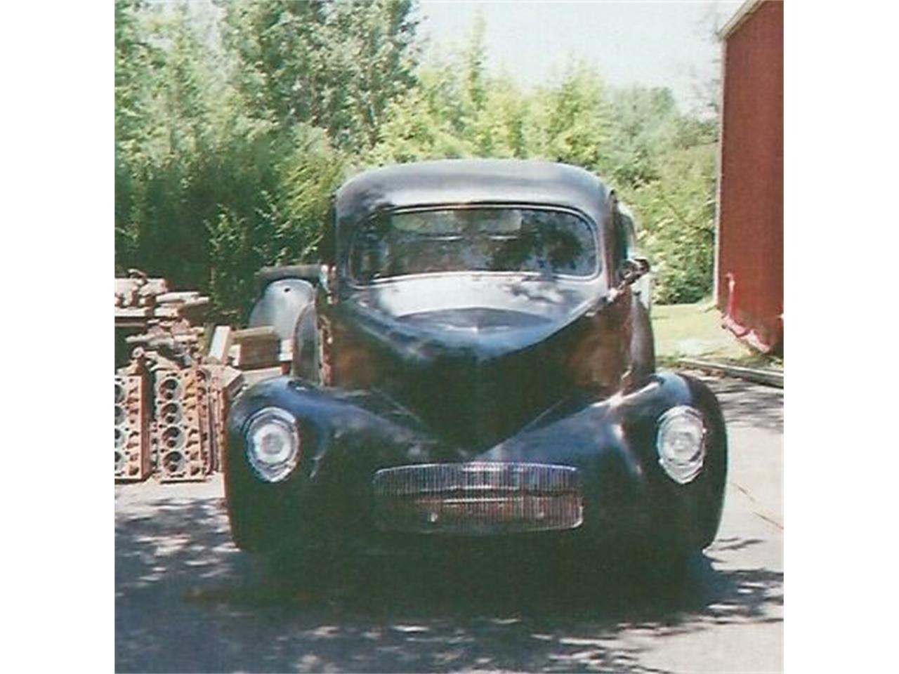1941 Willys Coupe (CC-1125430) for sale in Cadillac, Michigan