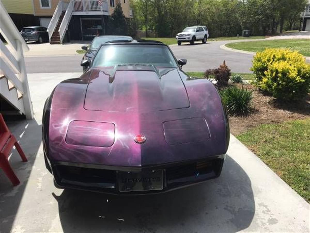 1976 Chevrolet Corvette (CC-1125436) for sale in Cadillac, Michigan