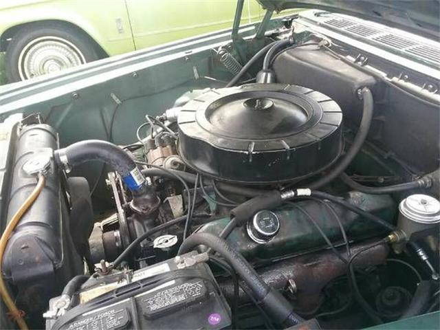 1963 Chrysler Newport (CC-1125448) for sale in Cadillac, Michigan
