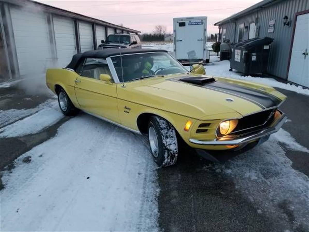 1970 Ford Mustang (CC-1125450) for sale in Cadillac, Michigan