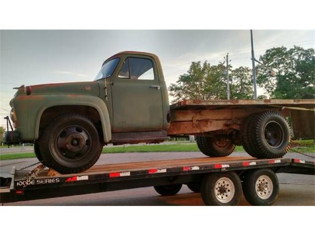 1955 Ford F600 (CC-1125479) for sale in Cadillac, Michigan