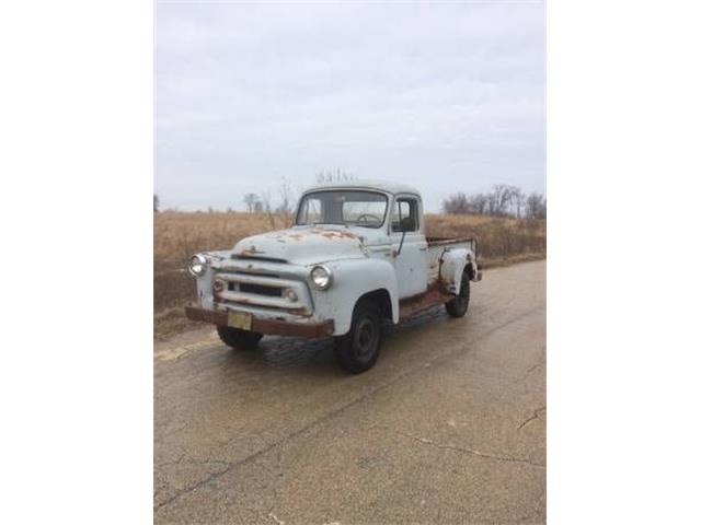 1957 International S120 (CC-1125483) for sale in Cadillac, Michigan