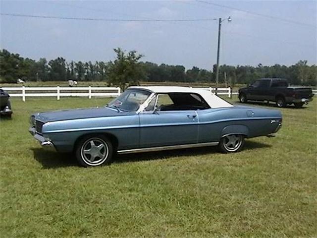 1968 Ford Galaxie (CC-1125489) for sale in Cadillac, Michigan