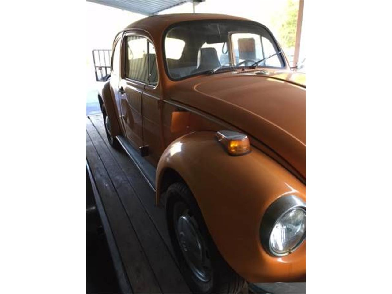 1972 Volkswagen Super Beetle (CC-1125494) for sale in Cadillac, Michigan