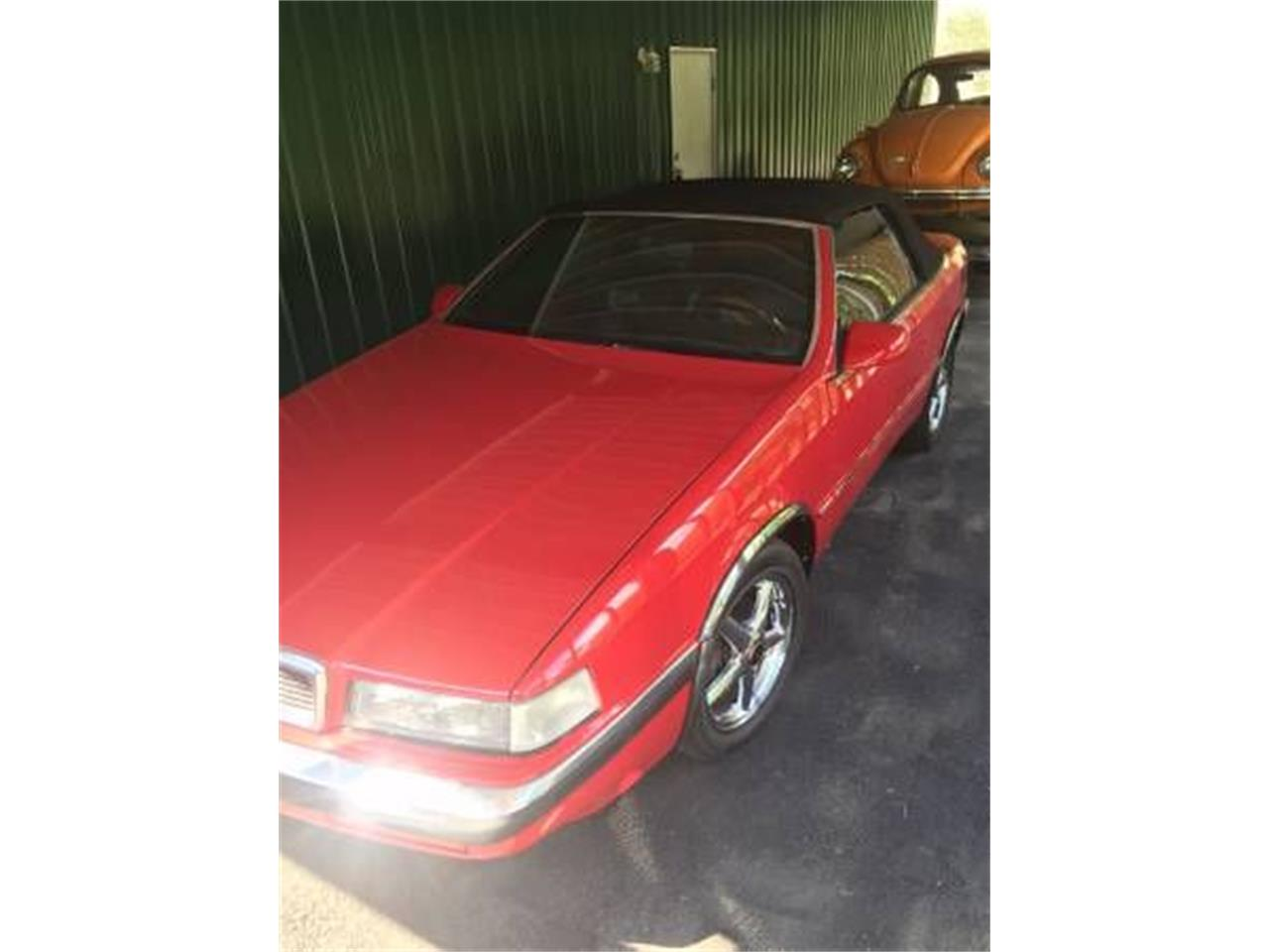 1990 Chrysler TC by Maserati (CC-1125495) for sale in Cadillac, Michigan