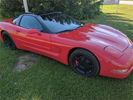 2000 Chevrolet Corvette (CC-1120055) for sale in Cadillac, Michigan