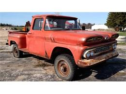 1961 Chevrolet C10 (CC-1125510) for sale in Cadillac, Michigan