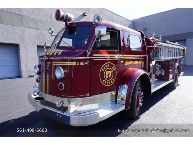 1953 American LaFrance Fire Engine (CC-1125520) for sale in Boca Raton , Florida