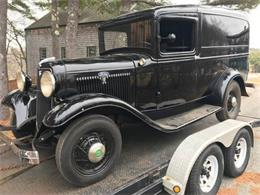 1934 Ford Panel Truck (CC-1125521) for sale in Cadillac, Michigan