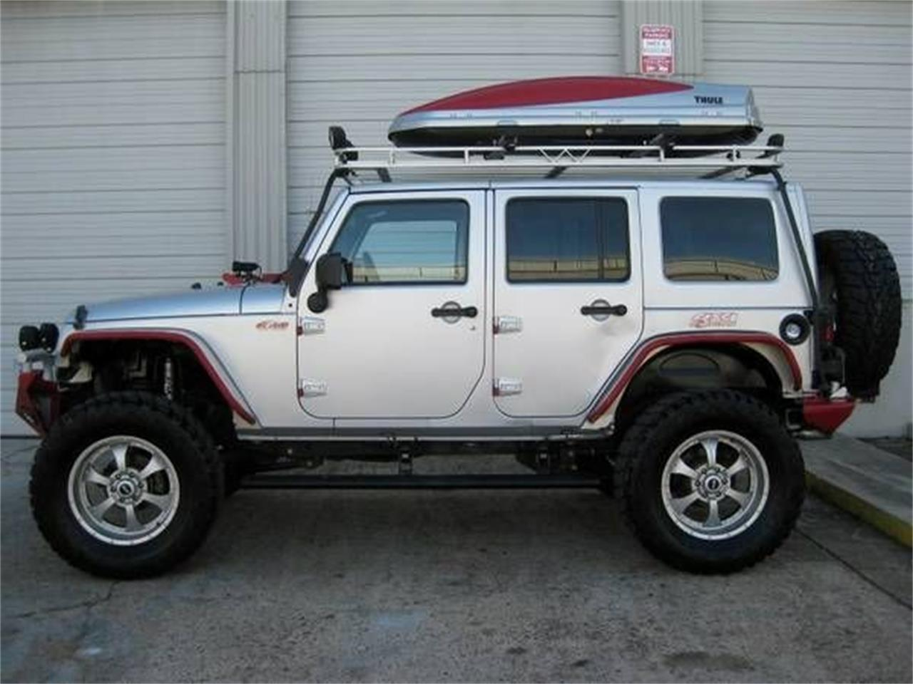 2007 Jeep Wrangler (CC-1125523) for sale in Cadillac, Michigan