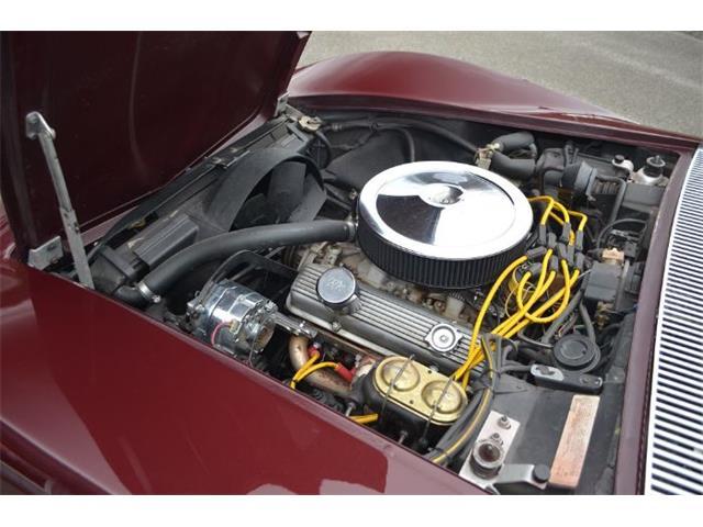 1969 Chevrolet Corvette (CC-1125535) for sale in Cadillac, Michigan