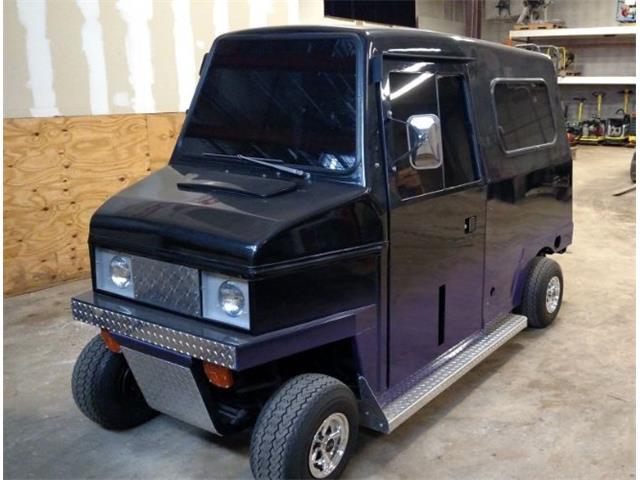 1987 Cushman Vanster (CC-1125557) for sale in Cadillac, Michigan