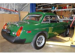 1977 MG MGB (CC-1125561) for sale in Cadillac, Michigan