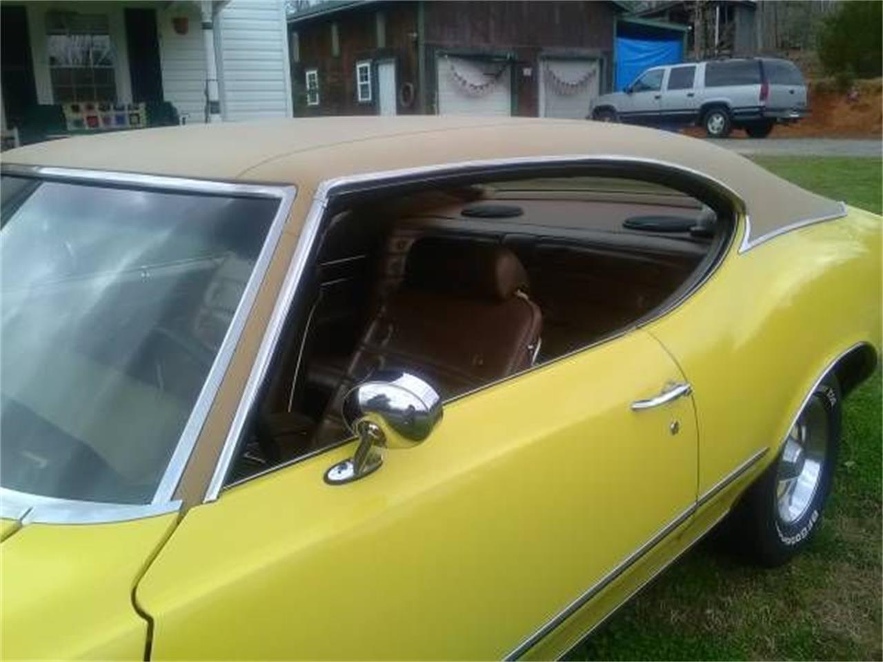 1972 Oldsmobile Cutlass (CC-1125564) for sale in Cadillac, Michigan